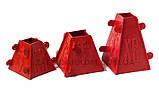 Форма разборная пластиковая для пасхального кулича (большая), фото 3