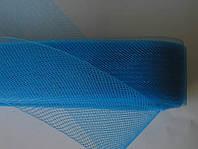 Сине-голубой   регилин  40мм (В 1 мотке 22м (25ярд))