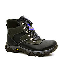 Ботинки зимние для мальчика на молнии  ТМ FS collection Размер 32-39