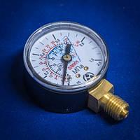 Манометр-расходомер 30/40 (углекислый газ/аргон)