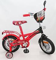 """Детский 2-х колесный велосипед 18 дюймов 151820 """"Тачки"""""""