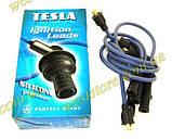 Провода свечные Ваз 2101 2102 2103 2104 2105 2106 2107 Тесла Tesla синие (TS T355S), фото 2