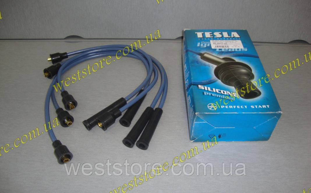 Провода свечные Ваз 2101 2102 2103 2104 2105 2106 2107 Тесла Tesla синие (TS T355S)