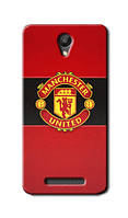 Чехол для Xiaomi Redmi Note 2 (Манчестер Юнайтед)