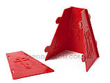 Форма разборная пластиковая для пасхального кулича (большая), фото 2