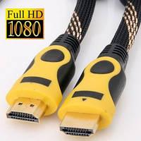 Универсальный HDMI (M) - HDMI (M) кабель, 3 метра