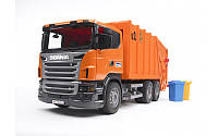 Bruder 03560 игрушка - мусоровоз SCANIA R-R-series
