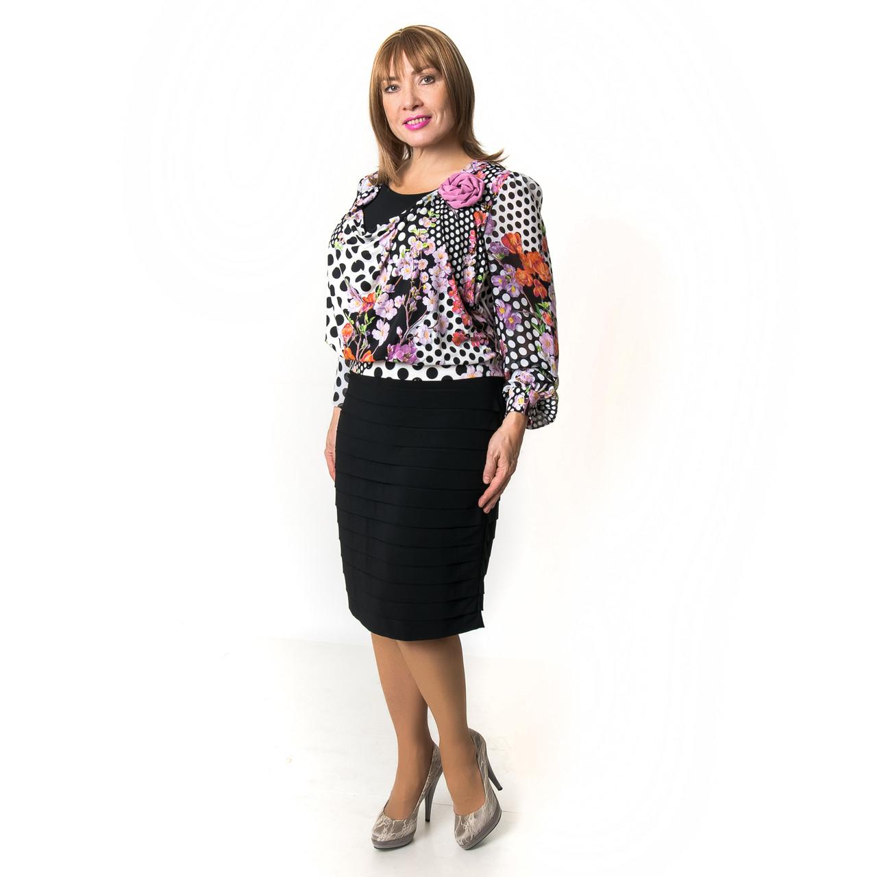 Купить платье женское большого размера в интернет магазине украина