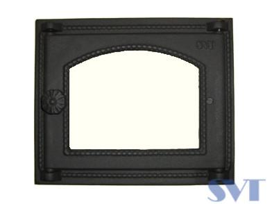 Дверца духовки застеклённая  SVT 451
