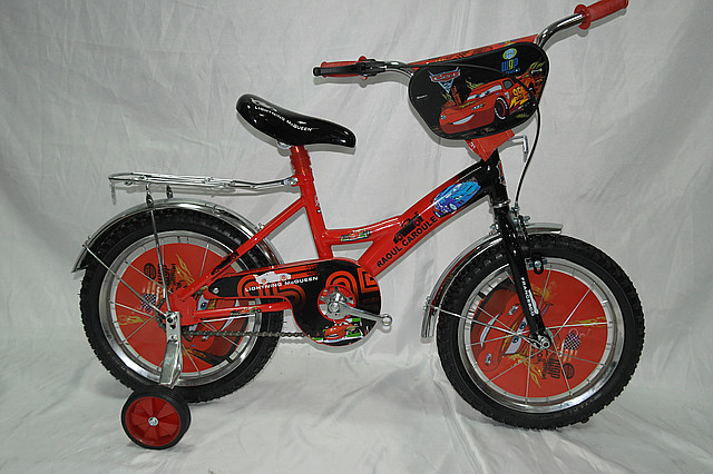 Велосипеды детские 18 дюймов ( от 5 - ти до 9 - ти лет)