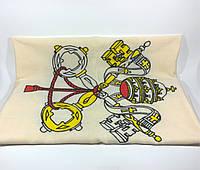 Флаг Ватикана (Вышивка) - (1м*1.5м), фото 1