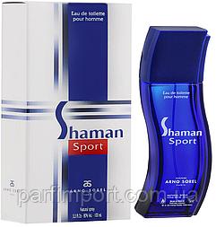 Shaman Sport 100 ml туалетная вода мужская (оригинал подлинник  Франция)