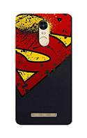 Чехол для Xiaomi Redmi Note 3 (Superman)
