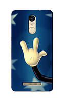 Чехол для Xiaomi Redmi Note 3 (Mickey Mouse)