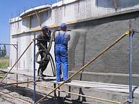 Огнезащита железобетонных конструкций