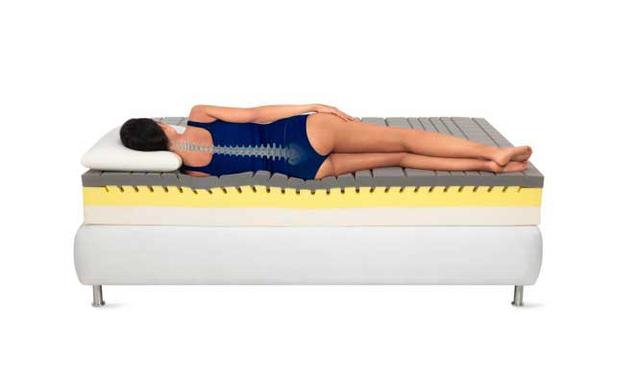 Ортопедический матрас Magniflex Magnistretch-10