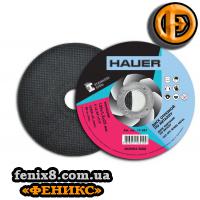 Диск отрезной по металлу 115*1,0*22 мм,Hauer 17-240