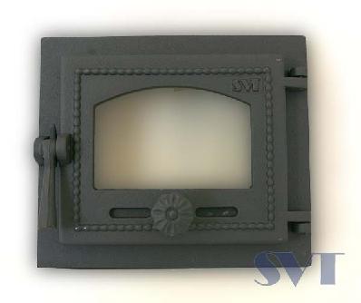 Герметичная дверца печи SVT 470