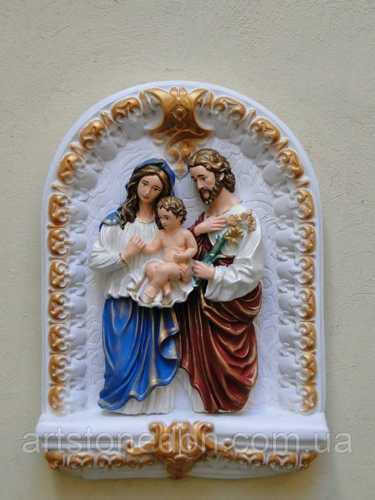 Панно Святое Семейство №1