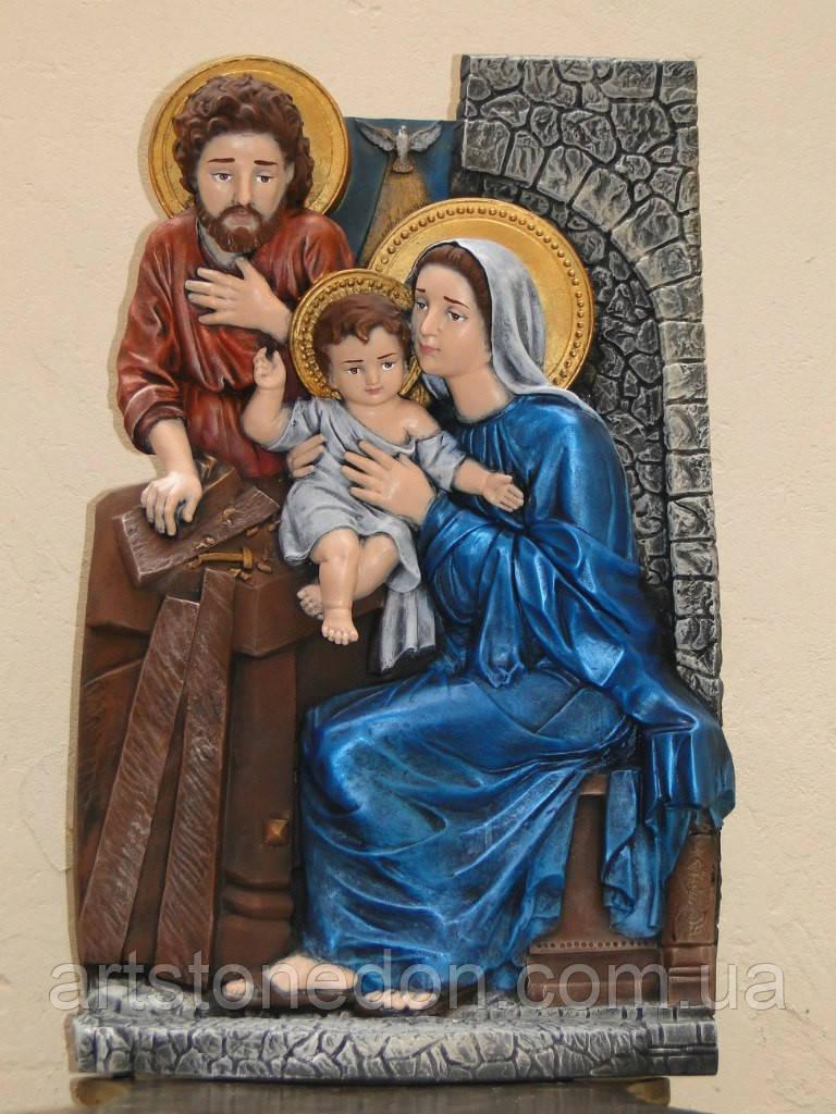 Панно Святое семейство №2