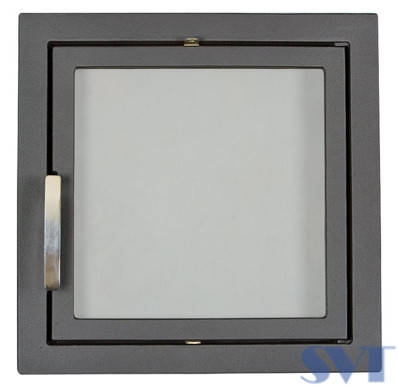 Каминная дверца герметичная SVT 501, фото 2