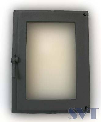 Каминная дверца герметичная SVT 505, фото 2