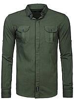 Рубашка мужская Madmext, размер М