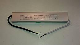 Герметичный блок питания 12V 45W