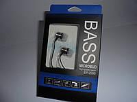 Наушникиcи Bass Microbud EP-2000, аксессуары для телефона, аксессуар для копмьютера, наушники