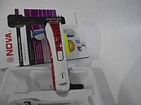 Машинка для стрижки Nova NHC-6138,машинки для стрижки, триммер, электробритва, машнка для стрижки Нова