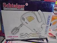 Миксер Sсhtaiger SHG-901, Штайгер миксер, миксеры, товары для кухни, блендеры, миксер-901