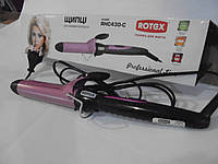 Щипцы Rotex RHC 430-C, щипцы для  волос,щипцы Ротекс, красота и здоровье,выпрямитель, фото 1