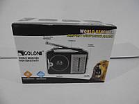 Радио Golon RX 606 AC, радио, портативные колонки,радио колонки,радиоприемники, аудиотехника, радио колонки