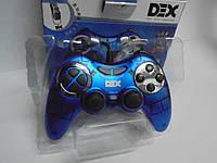 Джостик DEX 9001 ,Геймпад 9001, джостик, качество, на пк, xbox, компьютерные аксессуары, игровой монипулятор