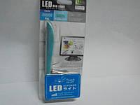 Лампа USB DC 5V, щетка образный USB Белый светодиод, компьютерные аксессуары