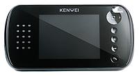 Видеодомофон Kenwei  KW E562FC-W80    BLACK / WHITE
