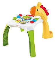 Fisher-Price развивающий столик Animal Friends Learning Table