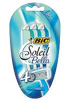 Набор одноразовых станков Bic Soleil Bella, 3 шт