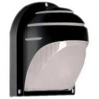Светильник НПП2501 черный/ресничка 60Вт IP54