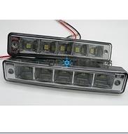 Дневные ходовые огни C-05L с функцией доп. поворотов