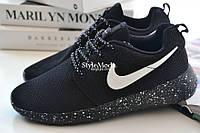 Кроссовки Nike Roshe Run (унисекс), реальные фото