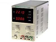 Лабораторний блок живлення KORAD KD3003D 0-30V/0-3A