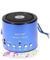 Проигрыватель портативный WS A-8 FM/USB. Mini Speaker.