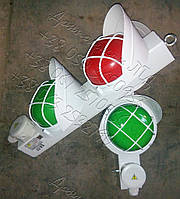 СС2/40 светофор сигнальный - указатель троллейный