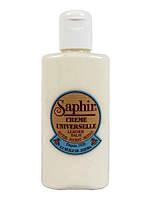 Бальзам для кожаных изделий Saphir Creme Universelle 150 ml