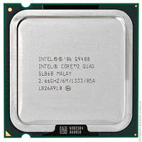 Процессор Intel Core2 Quad Q9400 2.66GHz/6M/1333, s775, tray