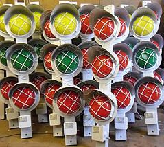 СС3/40 - светофоры, сигнализаторы троллейные