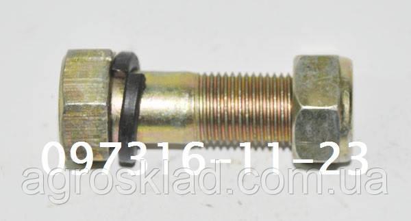 Болт кардана КамАЗ М16х1.5, фото 2