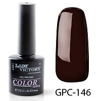 Цветные гель-лаки 7,3мл. GPC-(141-150)