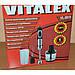 Блендер 700 Вт Vitalex VL-5018, фото 2
